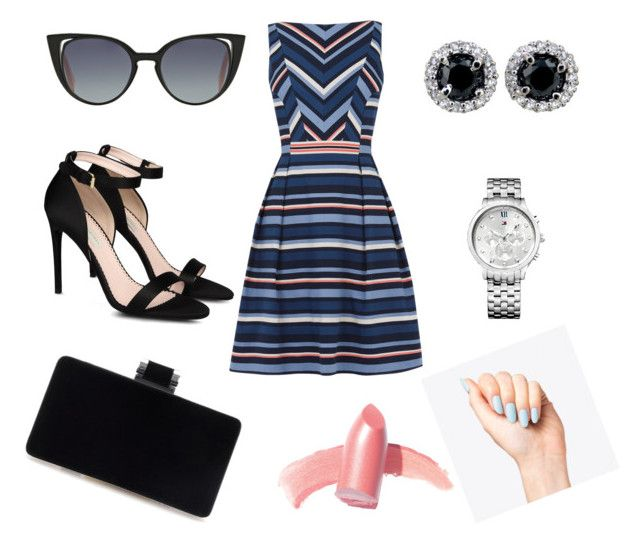 """""""Classic woman❤"""" by zkhumalo on Polyvore featuring Oasis, Fendi, Tommy Hilfiger, STELLA McCARTNEY and Elizabeth Arden"""