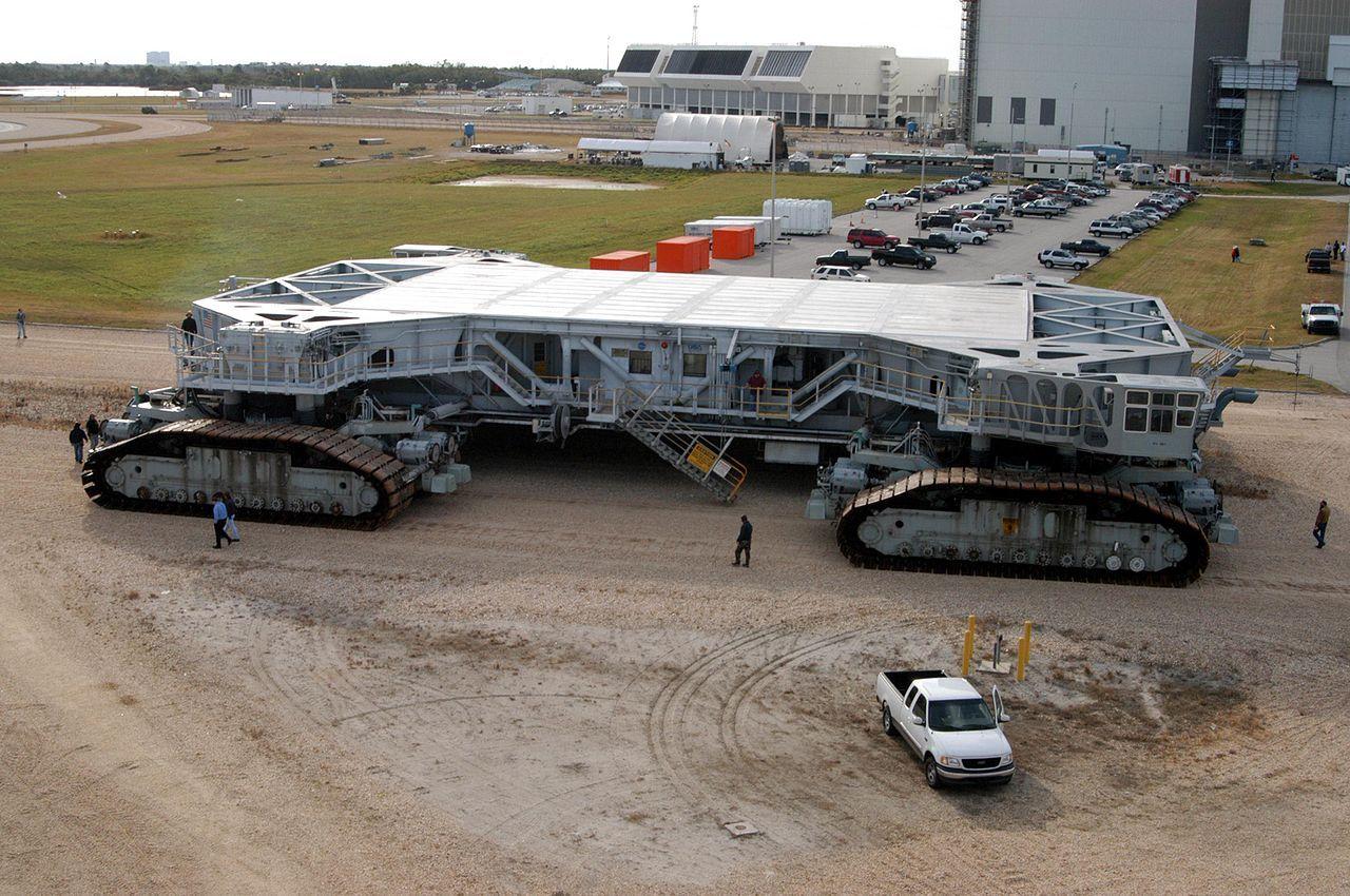 Crawler-Transporter - Crawler-Transporter – Wikipedie