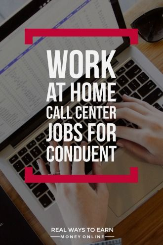 Overview Of Conduent Work From Home Call Center Jobs Work From