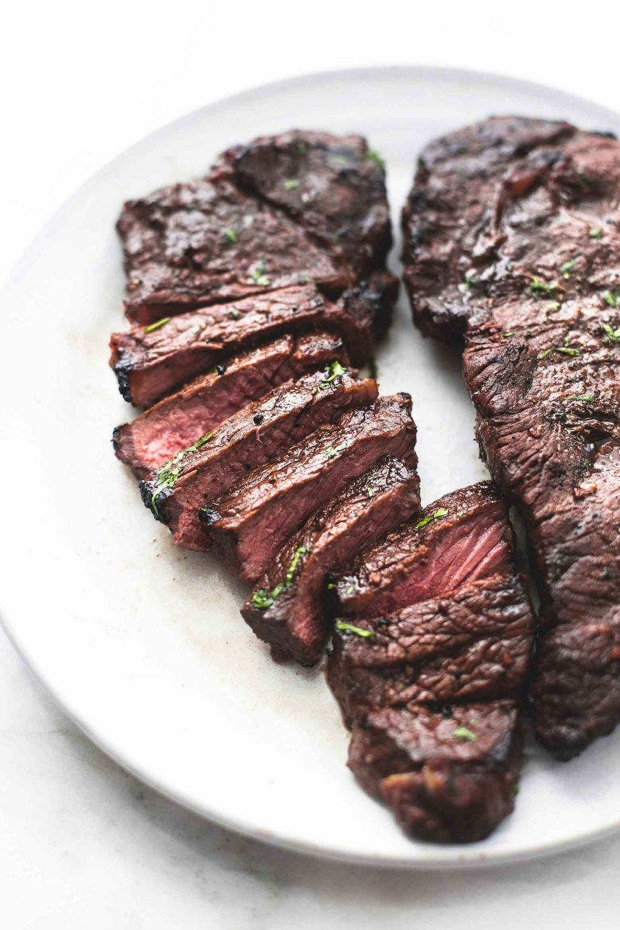 Best Quick Steak Marinade | Creme De La Crumb #marinadeforbeef