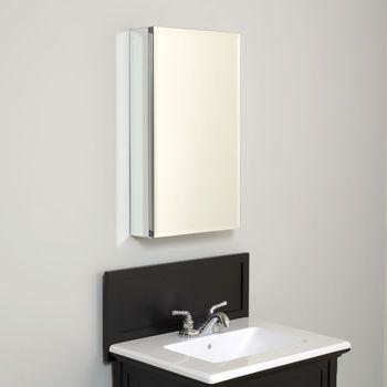 Costco Zenith Designer Series 15 Frameless Medicine Cabinets