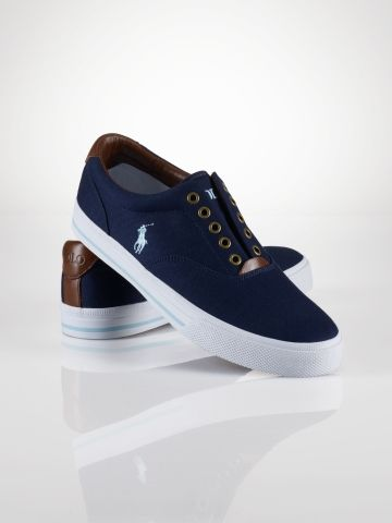 c162970d8d0a9 Vito Slip-On Sneaker - Polo Ralph Lauren Shoes - Ralph Lauren UK ...