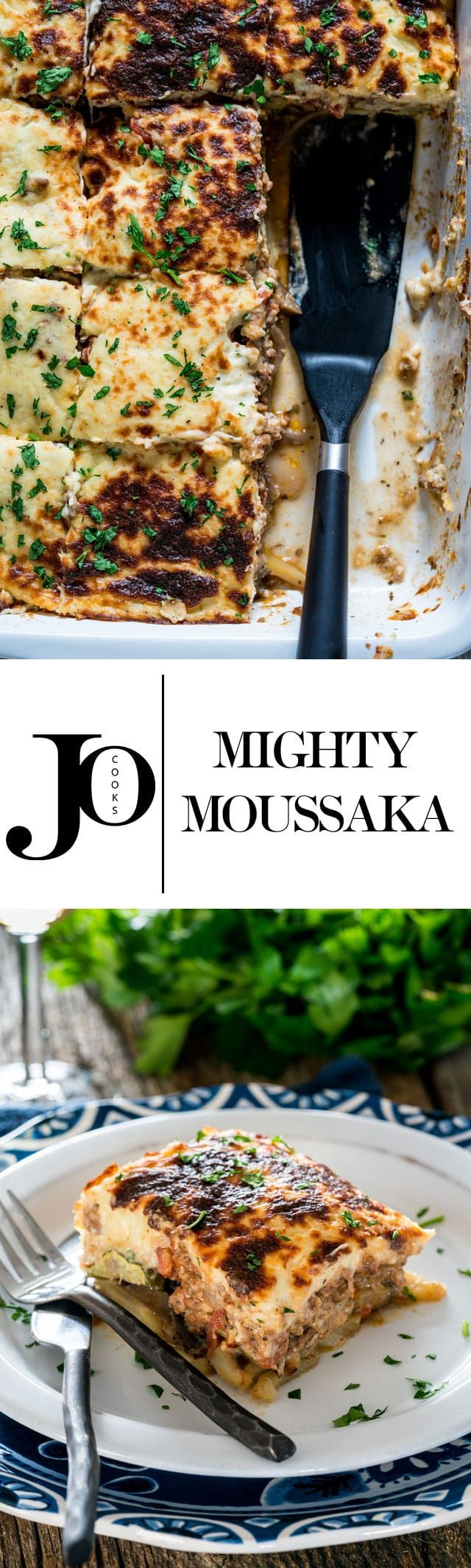 Moussaka Recipe - Jo Cooks