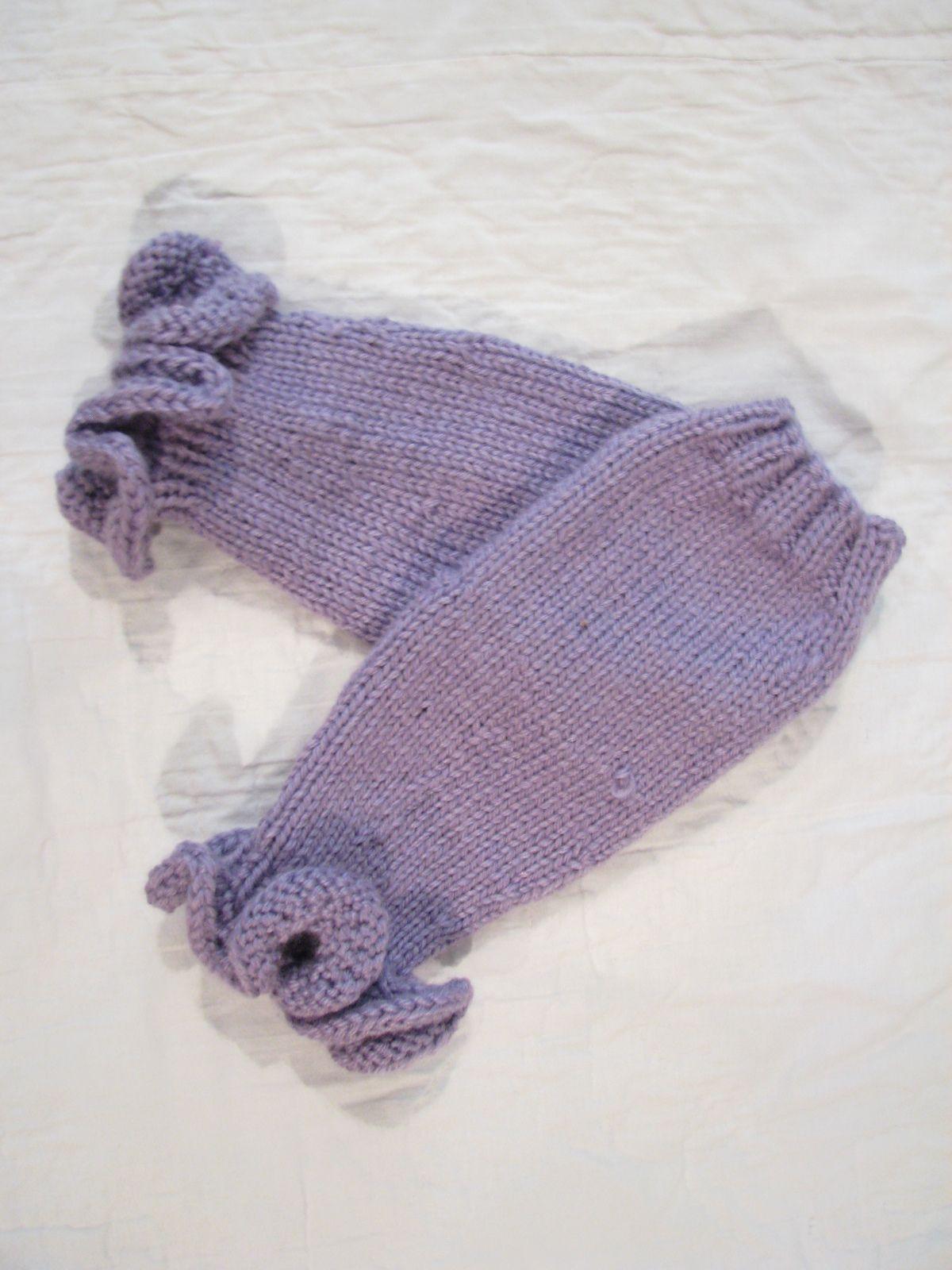 Ravelry: Ruffled Leg Warmers by Eileen Casey | knitting & crocheting ...