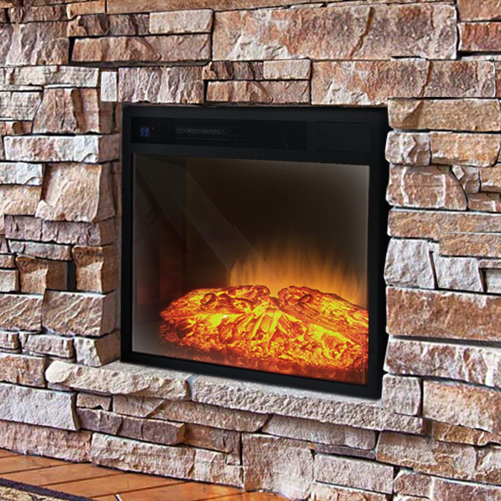 Inserts fireplace accessories new york by bowden s fireside - Wall Mount Electric Fireplace Insert More