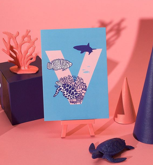 MOO Luxe Postcards Designed By Melanie Johnsson Melaniejohnsson