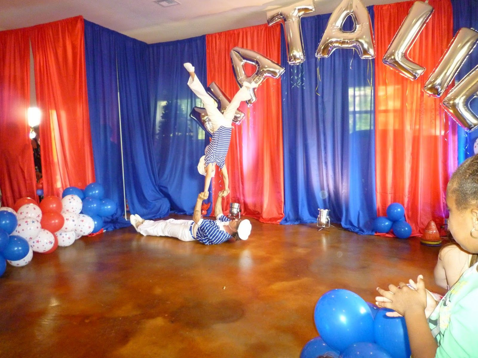 Circus Themed Party Decoration And Entertainment Ideas With