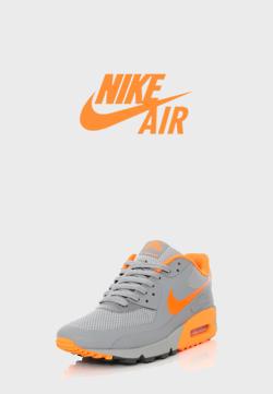 bd83ec55d2 Nike Air Max 90 Hyperfuse Premium Stealth Tonal Orange