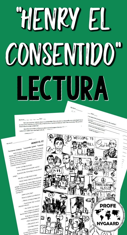 """Henry El Consentido"" Reading Assessment Reading"
