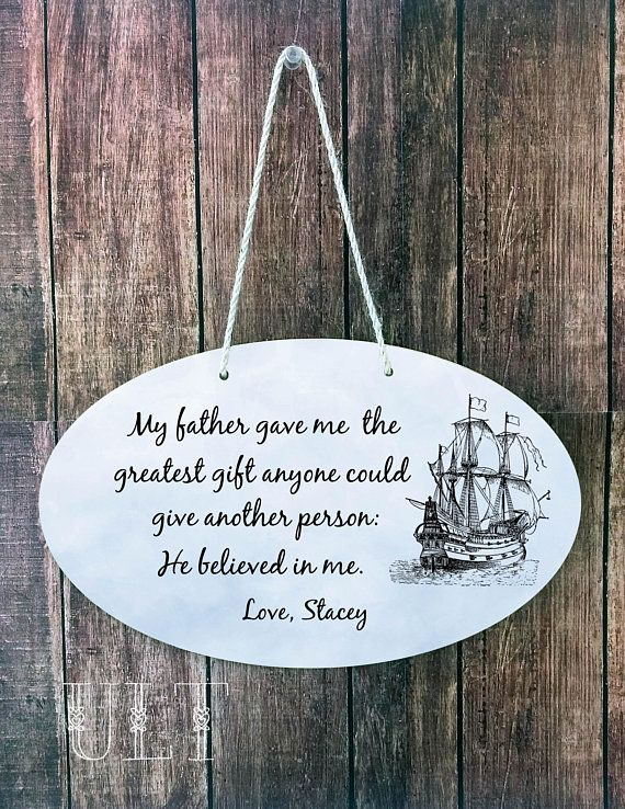 Dad Gift Christmas Personalized Father