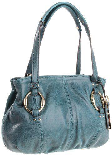 $258.00 Handbags  B. MAKOWSKY  Malia Satchel,Washed Vintage Leaf,One Size -  http://www.amazon.com/dp/B005431NKO/?tag=pin0ce-20