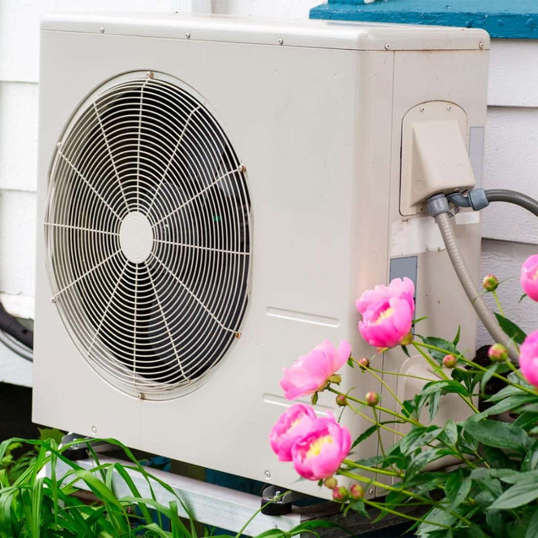 Here's Where You Shouldn't Install Your AC Clean air