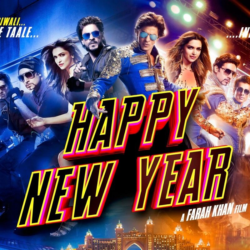 Happy New Year Indian Movie 27
