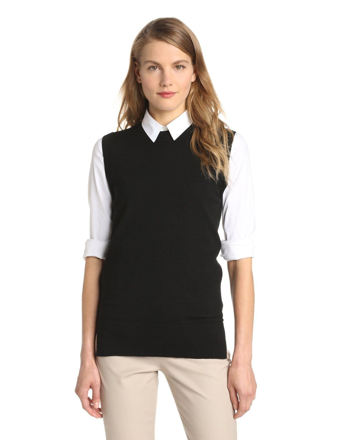 Awesome Womens Sweater Vest : Womens Sweater Vest5 | Cardigans For ...
