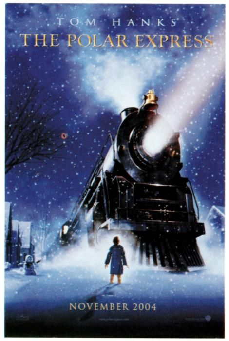 I Discovered The Polar Express With Warner Bros 90th Anniversary App Spin The Wheels And Discover A Warner Bros Movie With Images Best Christmas Movies