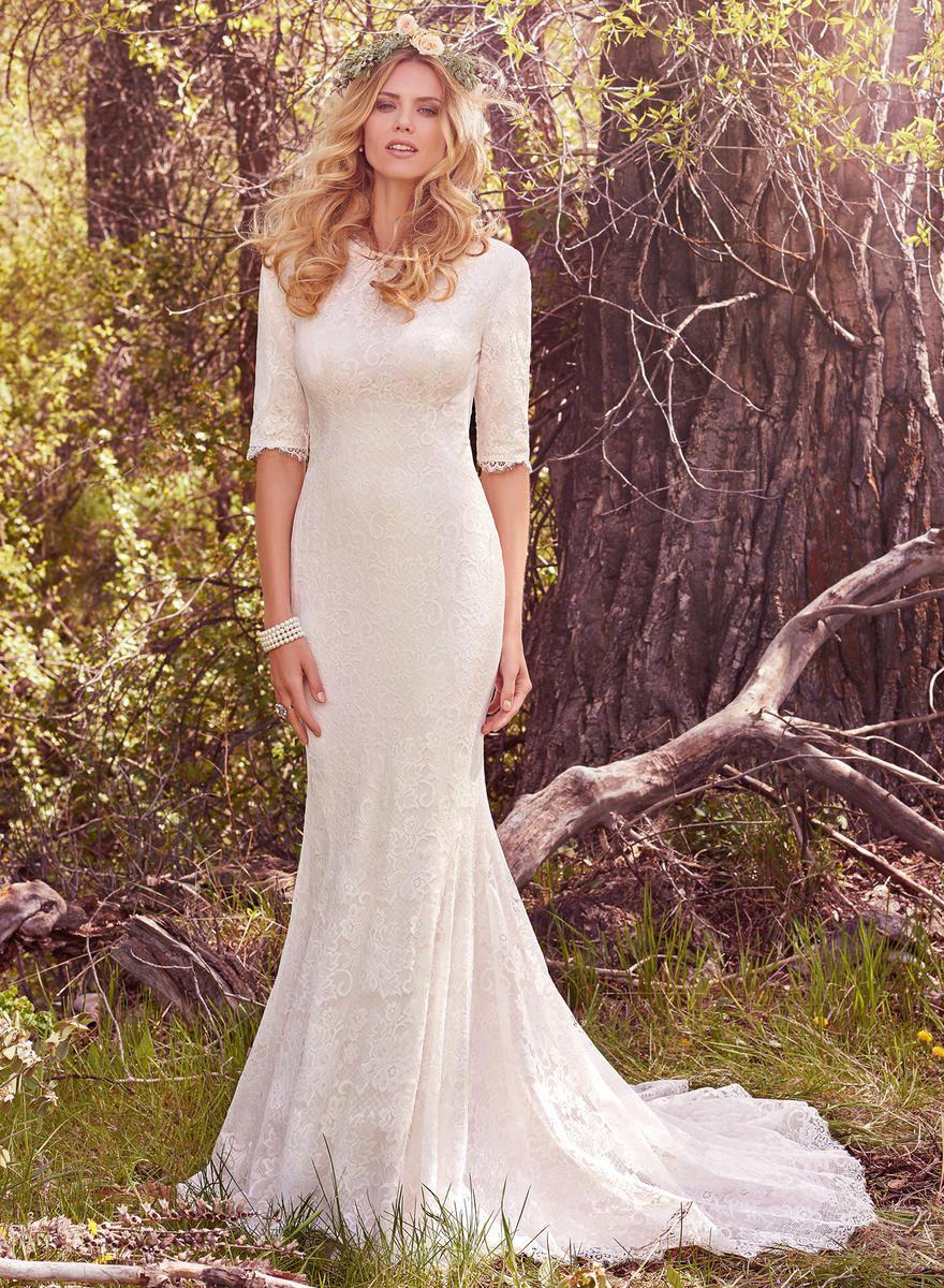 Mckenziemariemw modest designer wedding gowns pinterest