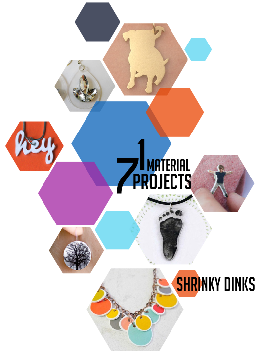 shrinky dink #diy projects