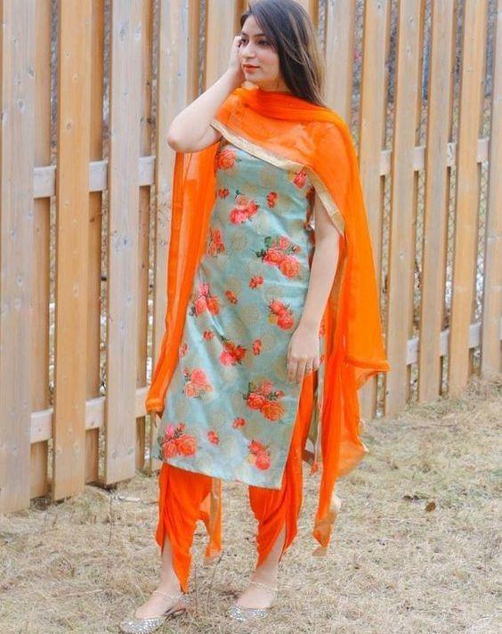 21 Plain Punjabi Suits With Contrast Dupatta Ideas Punjabi Suits Kurti Designs Latest Punjabi Suits Design New banarasi dupatta designs collection with contrast suit banarasi dupatta styling ideas. 21 plain punjabi suits with contrast