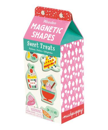 Another great find on #zulily! Sweet Treats Magnet - Set of 40 #zulilyfinds