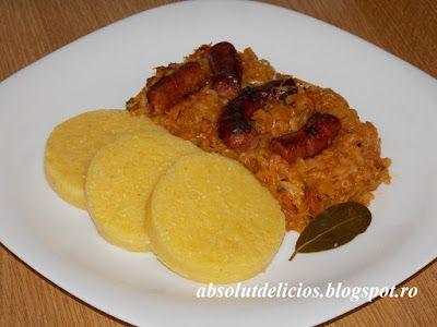 Absolut Delicios - Retete culinare: VARZA CALITA