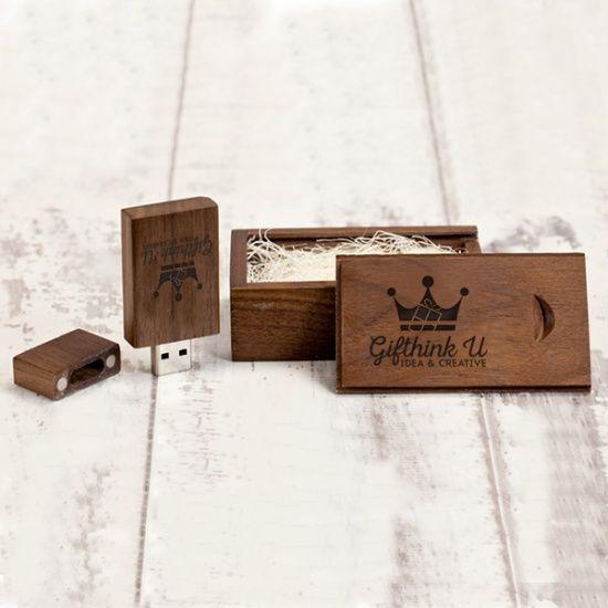 Wooden USB Drive 產品列表 - Gifthink U