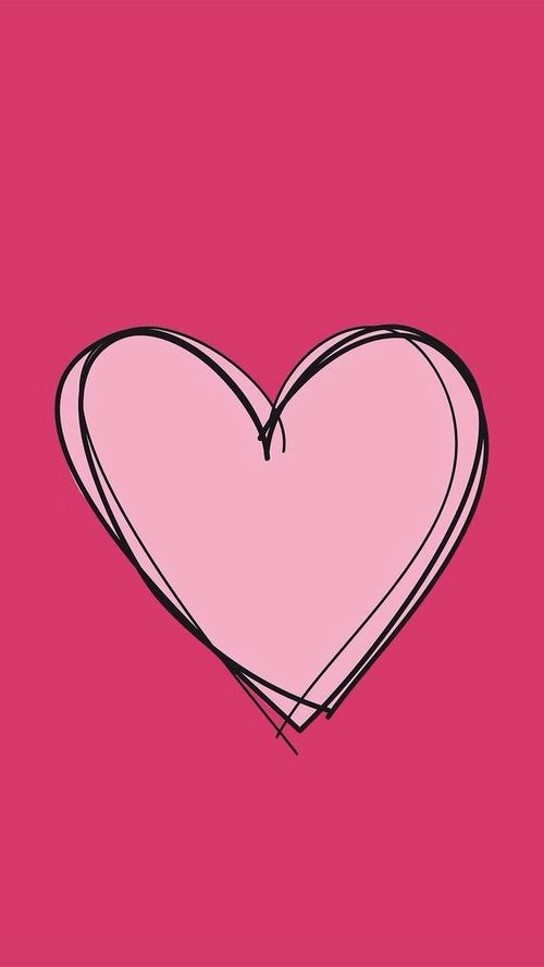 Heart Love And Pink Image Pink Wallpaper Iphone Valentines Wallpaper Iphone Valentines Wallpaper Love pink wallpaper for iphone