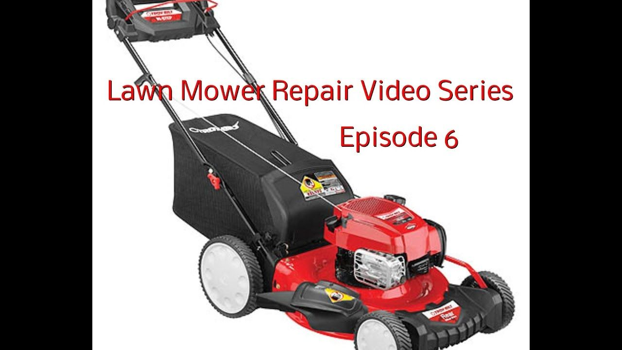Lawn Mower Repair How To Drain Bad or Old Gas and Clean
