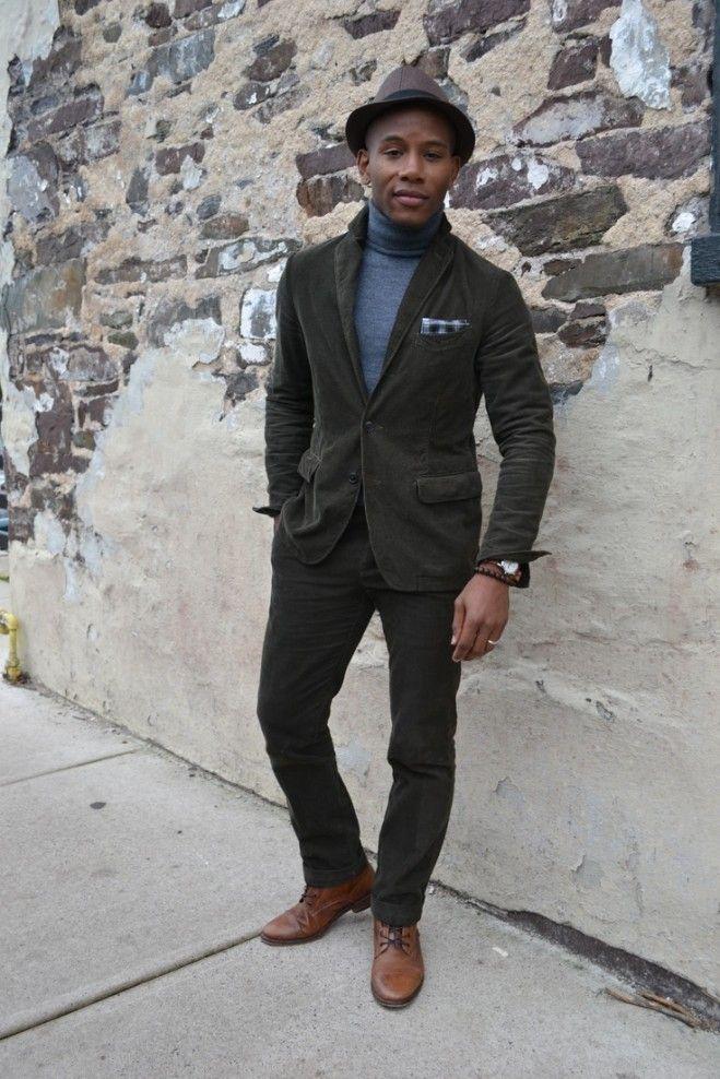 suit with turtleneck | winter wedding guest attire ideas | Pinterest