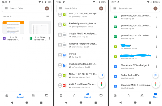 Google Drive for Android is about to get a Material Design