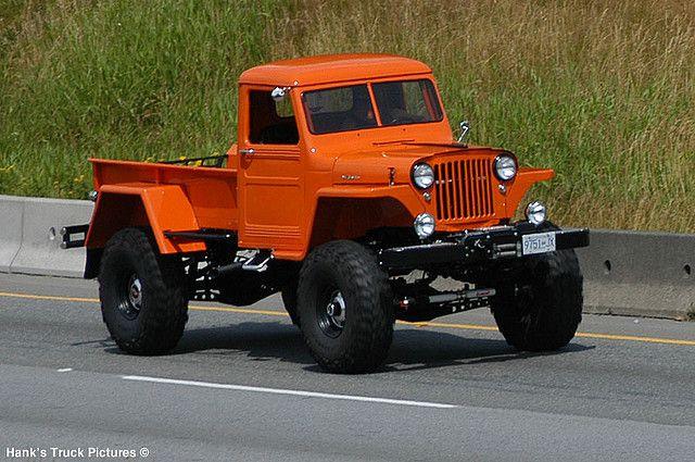 Jeep Willys Pickup J10 Willys Jeep Trucks Willys