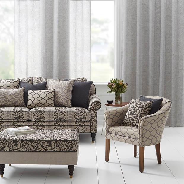 Flinders Warwick Fabrics Australia Furniture Fabric Sofa Upholstery Chair Fabric