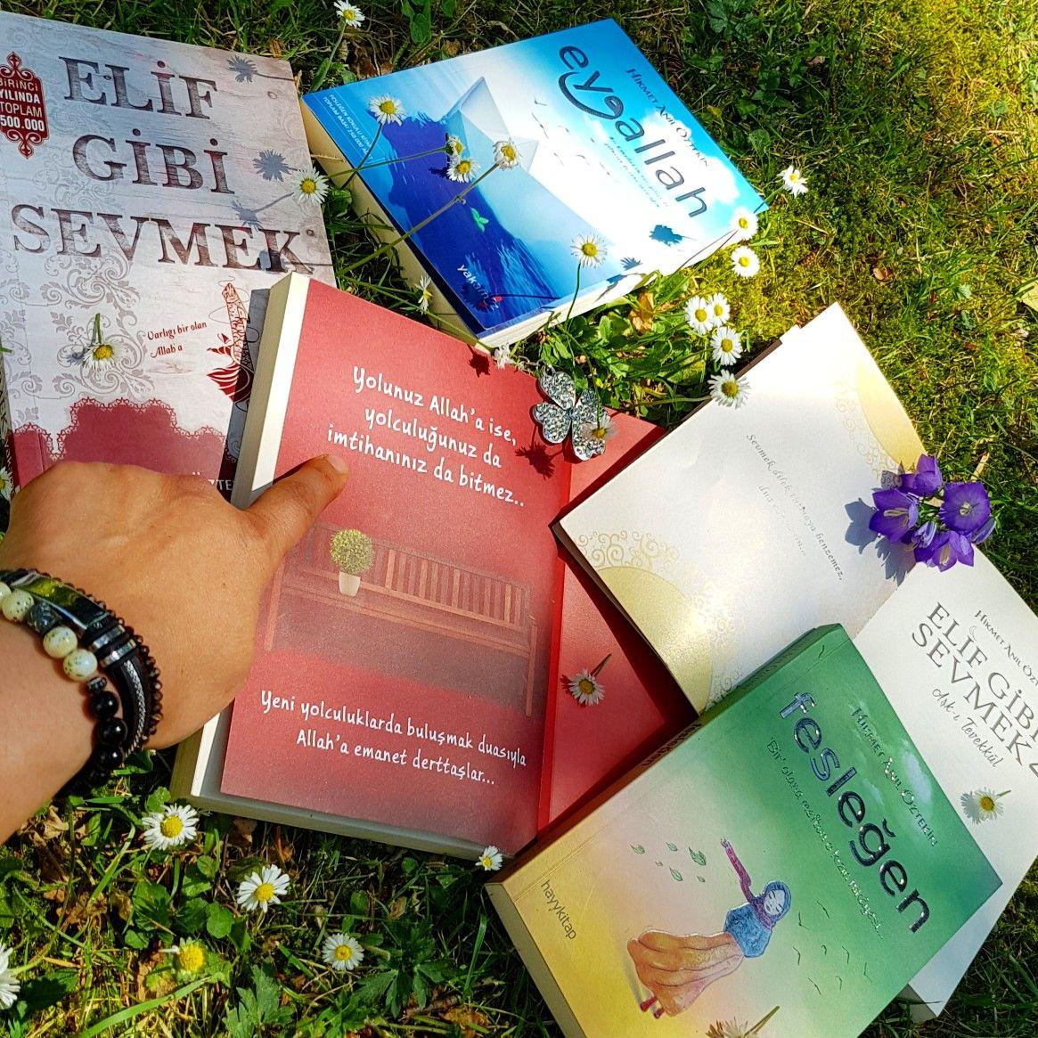 Kitap Eyvallah Eyvallah2 Fesleğen Elif Gibi Sevmek Hikmet Anıl