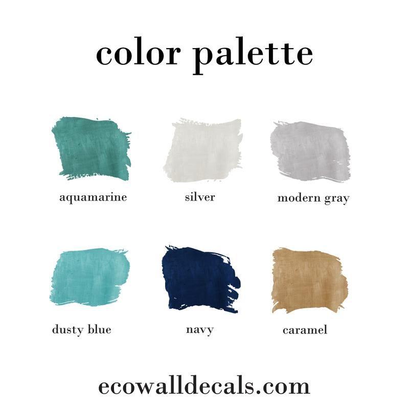 Color Palette | Boys bedroom color schemes, Baby boy ...