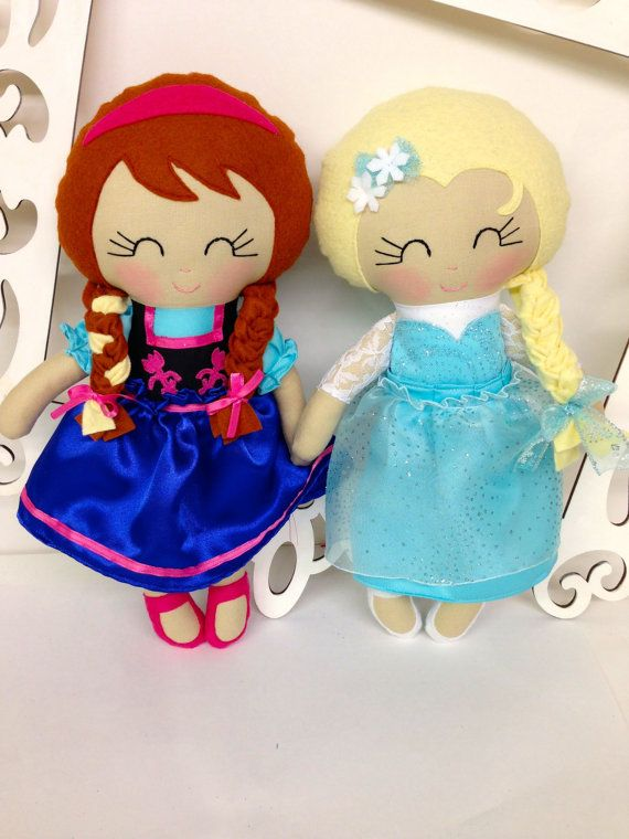 The 25 Best Diy Elsa Doll Ideas On Pinterest Diy Doll