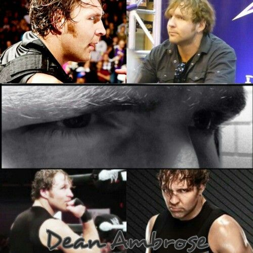 MISTER Ambrose to you!