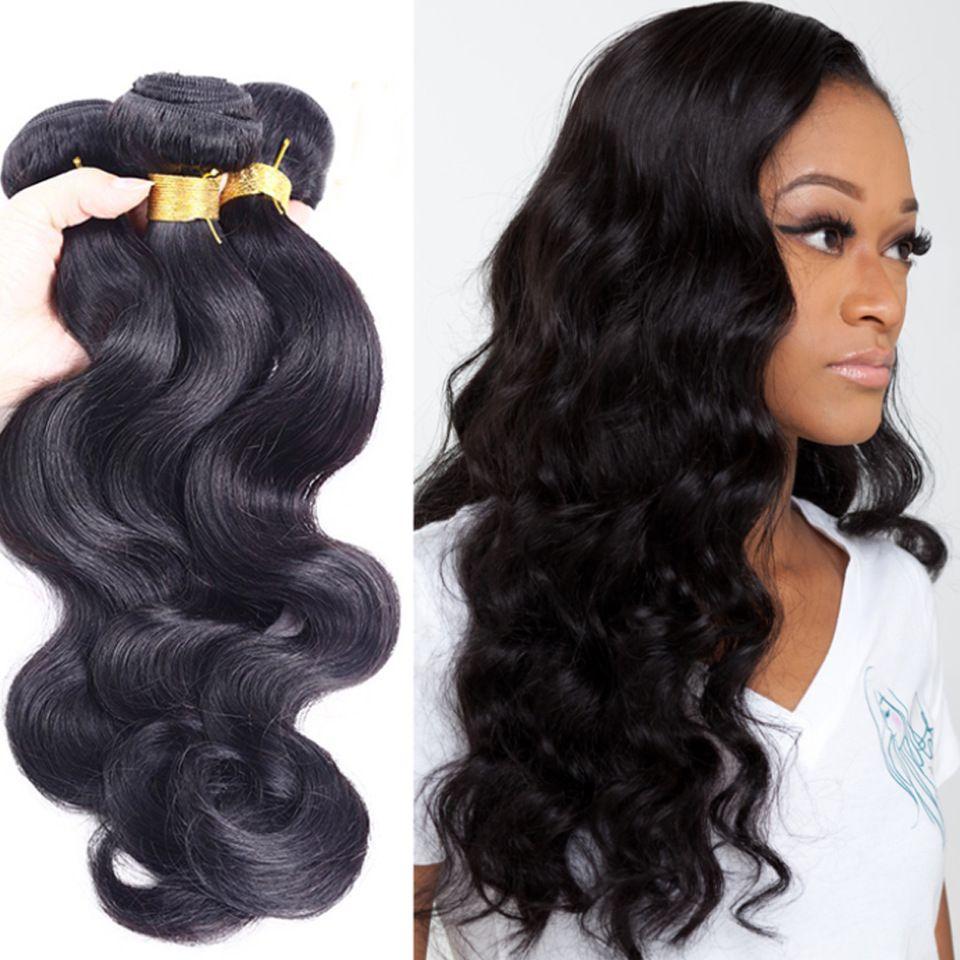 Wholesale Hair Weave Distributors Real Mink Brazilian Hair In China