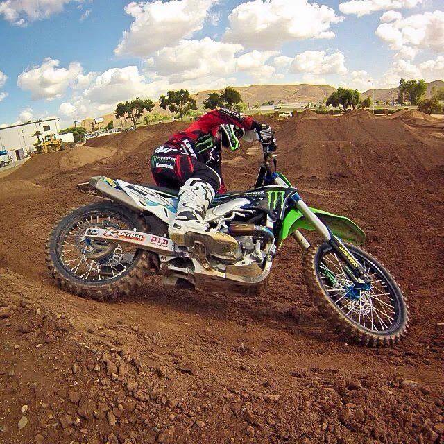 Kawasaki Dirt Bike
