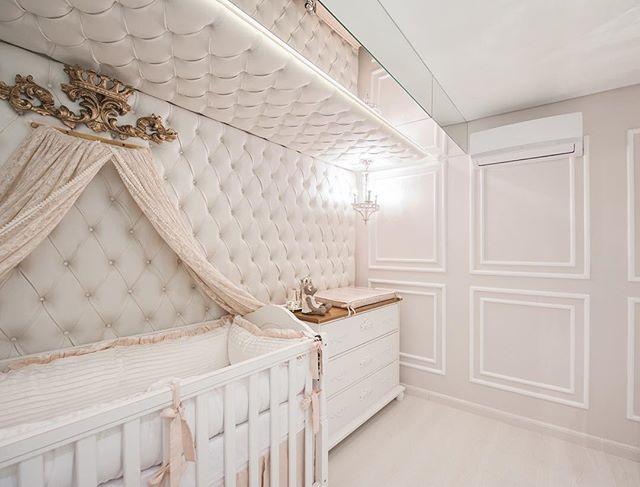 Mais um quartinho dos sonhos ficou pronto! Especialmente para pequena, Liz  #lmarquitetura #lmprojetos #quartodebebe #quartobebe #quartodemenina #maedemenina #gravida #pregnant #babyroom #babygirl #arquiteturapernambucana #decor #design #homeluxo