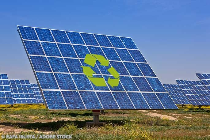 Could Solar Panel Recycling Be A Lucrative Business Opportunity Solar Panels Solar Power Panels Solar Energy Panels