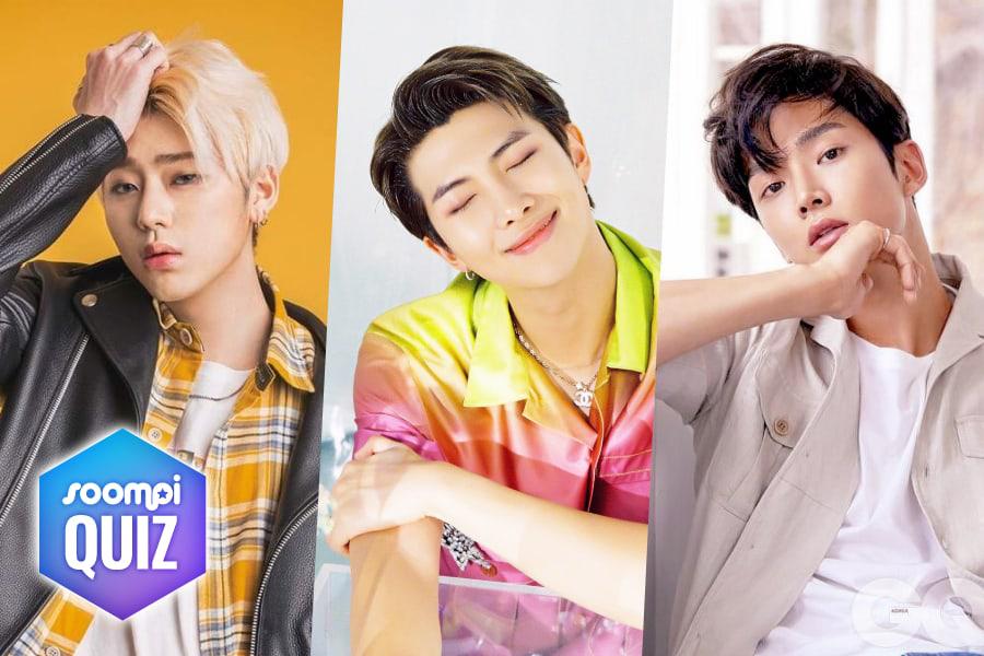 Quiz Which K Pop Idol Will Be Your 2020 Valentine I Ve Got Rm Kpop Quiz Pop Idol Quiz
