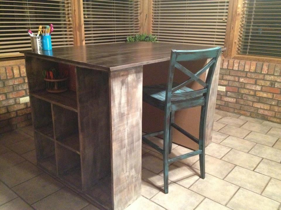 Love my craft table