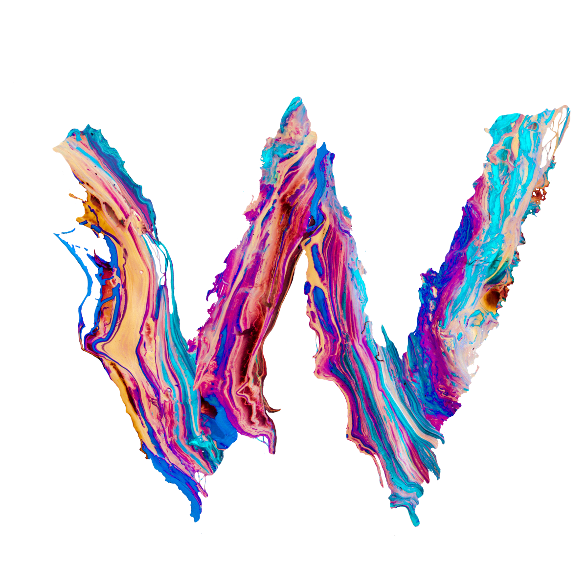 Abstract Abc Abstract Abstract Painting Creative Typography