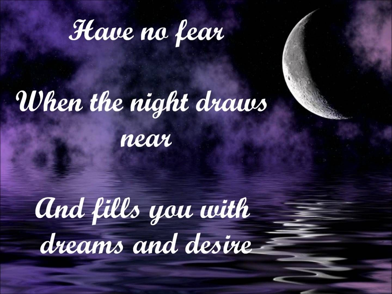 Nocturne (lyrics)Secret Garden Celtic woman