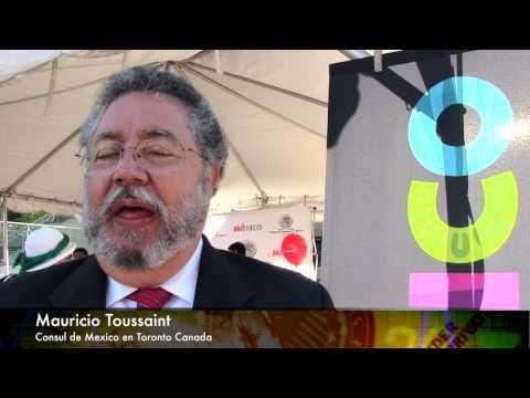 Celebracion de Las Fiestas Patrias de Mexico, Toronto Canada