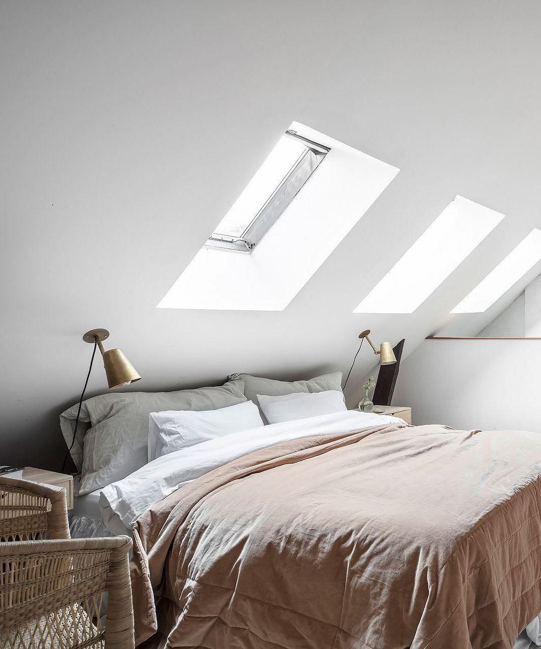Photo of Cozy attic bedroom