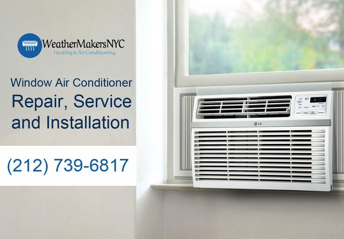 Window Ac Services And Installation Window Air Conditioner