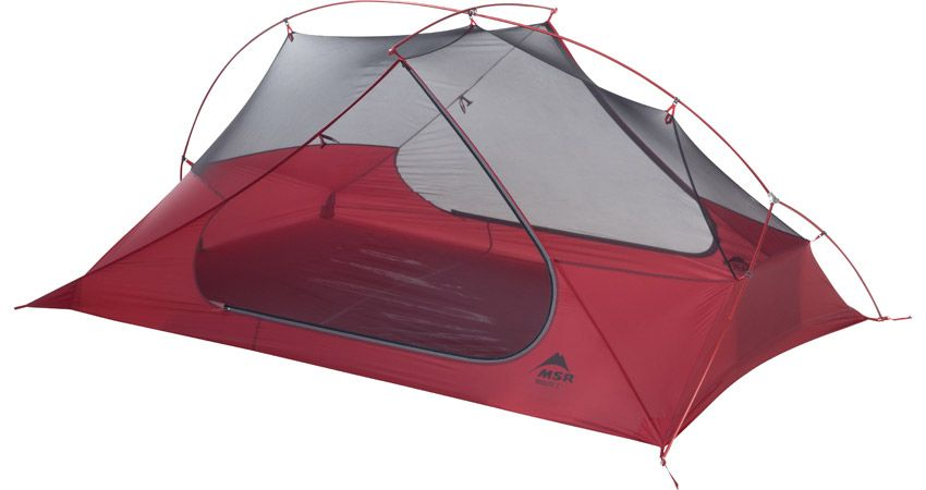 The lightest semi-freestanding full-featured backpacking tent for 2 in the MSR lineup the FreeLite 2 tent offers a generous floor plan that fits 2 large ...  sc 1 st  Pinterest & MSR® FreeLite™ 2 Lightweight Backpacking 2 Person Tent | MSR Gear ...