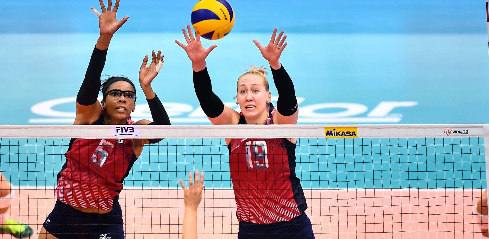 Bartsch Named Alternate For U S Women S Volleyball Olympic Team University Of Illinois Athletics Olympic Team University Of Illinois Athletics Volleyball