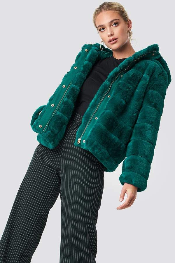 841d082a Saba Jacket in 2019 | Products | Fur, Jackets, Faux fur