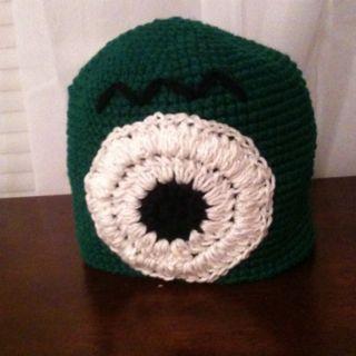 Monster hat!!!  :)